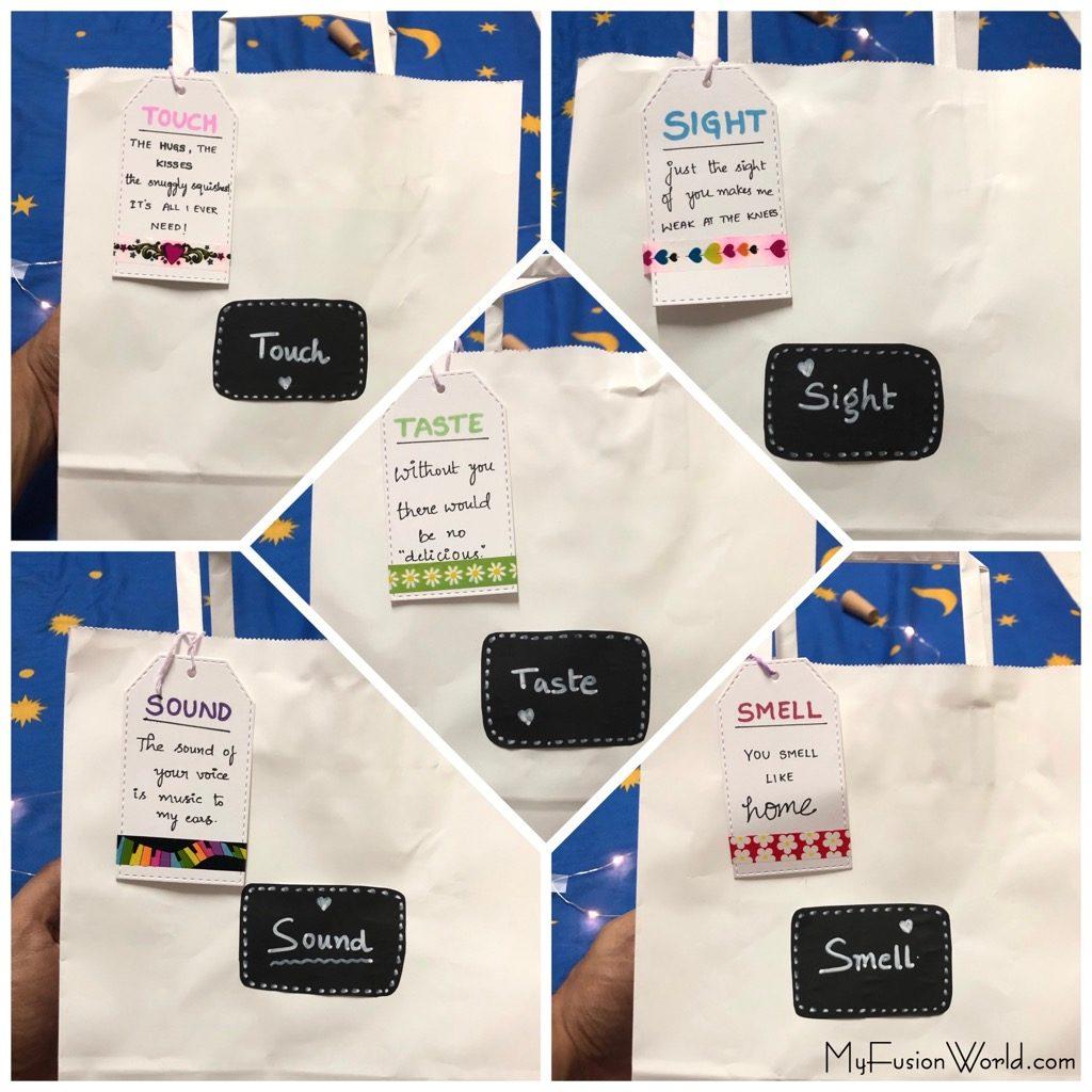5 Senses Gift Ideas Myfusionworld